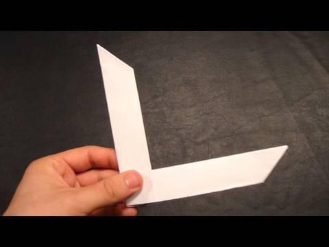 Kağıttan Bumerang