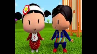 Pepe ve Şila Halay Çekiyor