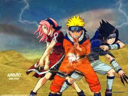 Naruto 1. Sezon 1. Bölüm